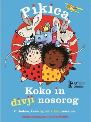 Pikica, Koko in divji nosorog